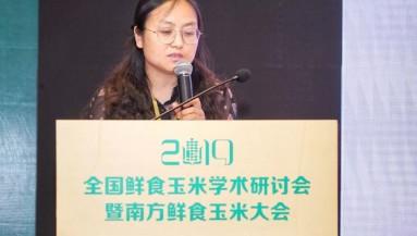 回顾2019—江苏省农科院粮食作物研究所陈艳萍